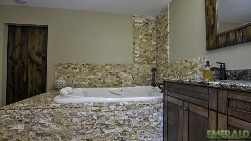 Eaton Master Bathroom (Before/After)